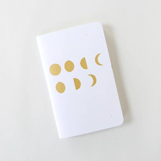Moon Phases Pocket Jotter