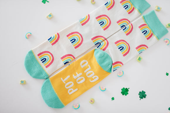 Pot o' Gold Socks