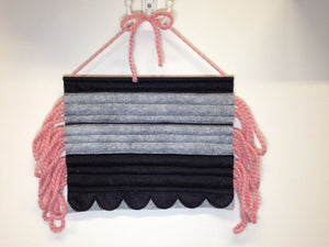 Scalloped Wall Hanging