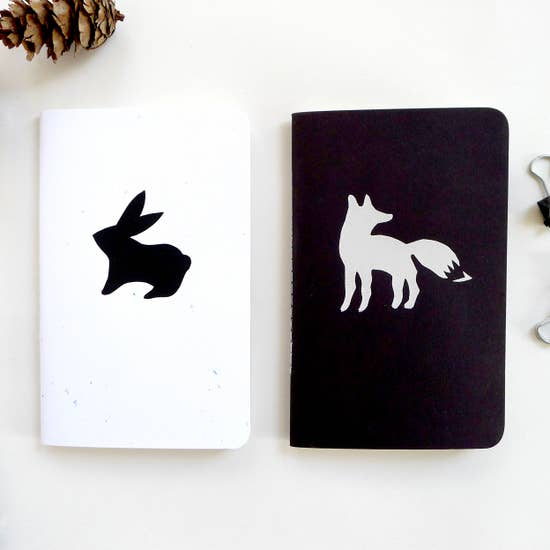 Woodland Pocket Notebooks
