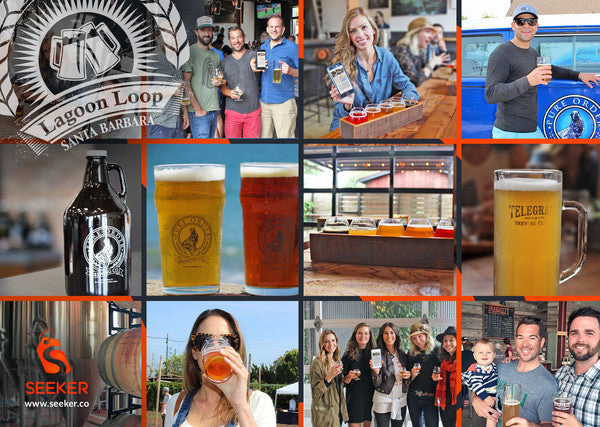 The Lagoon Loop Craft Beer Trail - Perfect for an Outing with Friends!