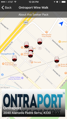 Seeker_Custom_Wine_Tour_Ontraport_Wine_Walk_App_Map
