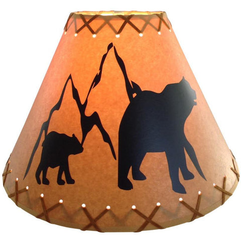 Bear Lamp Shade