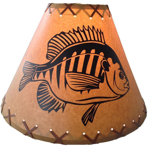 Bluegill Lamp Shade