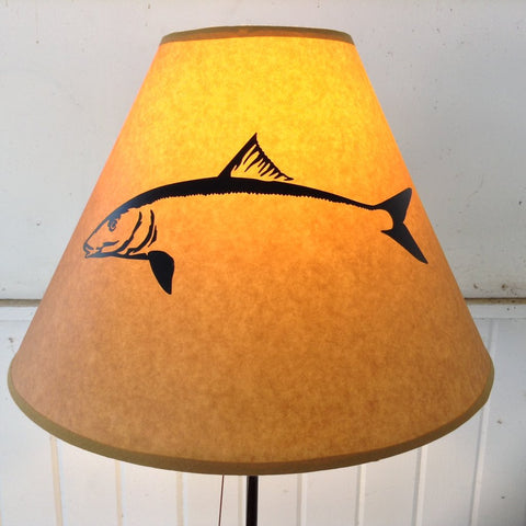 Bonefish Lamp Shade