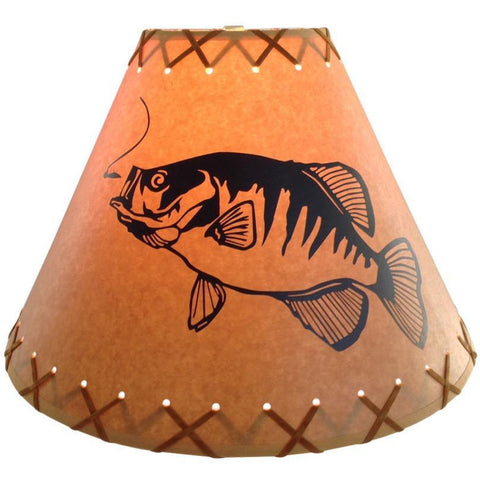 Crappie Lamp Shade