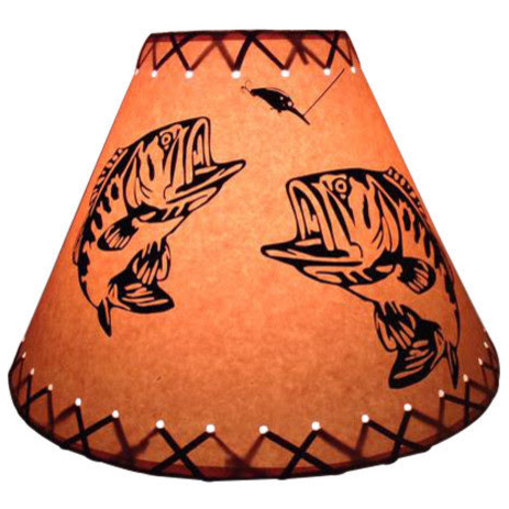 Double Bass Lamp Shade