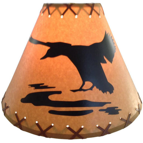 Duck Lamp Shade