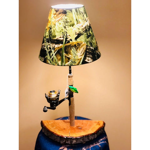 Bass Night Stand Lamp #1545