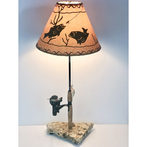 Table Lamp #1674