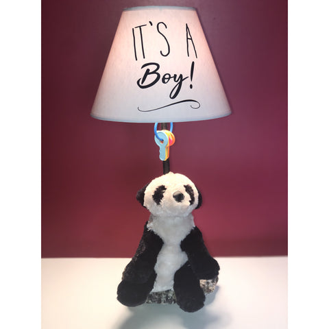 Nursery Night Stand Lamp #BL1