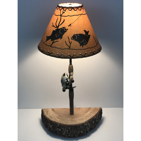 Table Lamp #1660