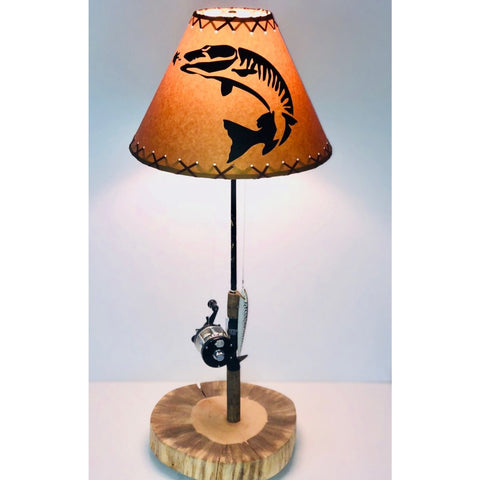 Muskie Table Lamp #1539