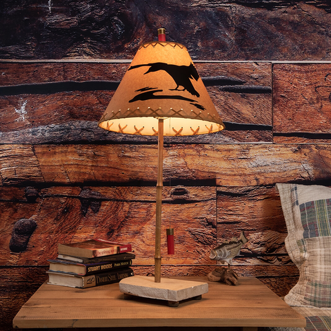 Duck Table Lamp #1756