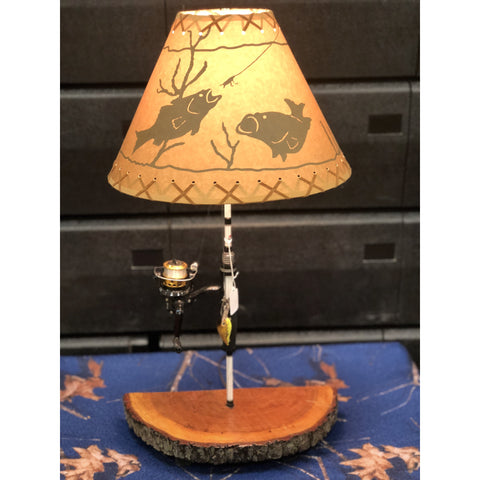 Bass Table Lamp #1534