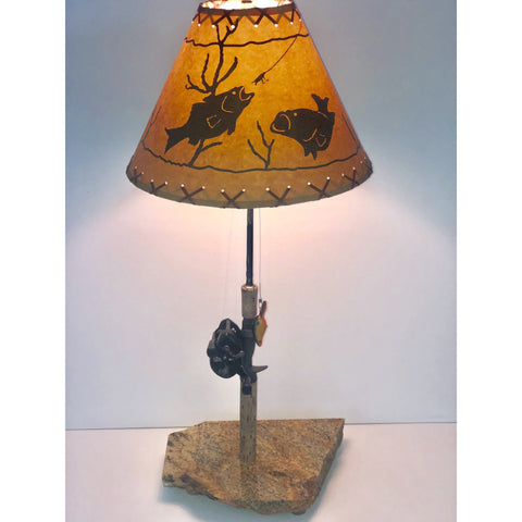 Table Lamp #1665