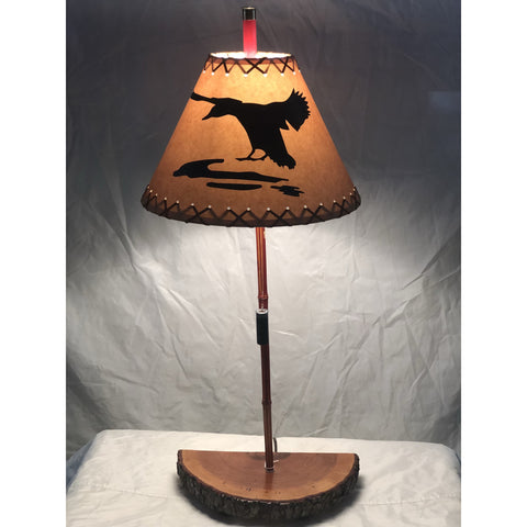 Duck Table Lamp #1594
