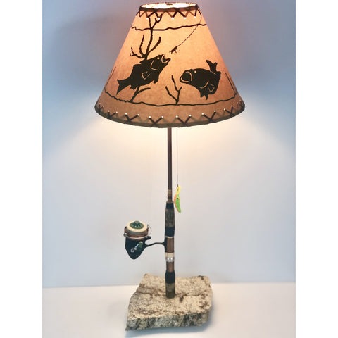 Table Lamp #1668