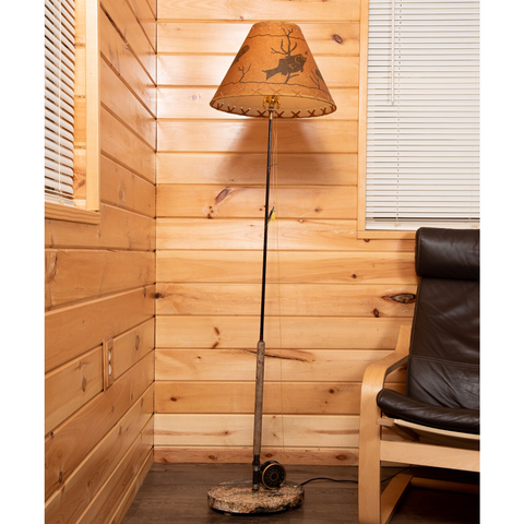 Fishing Floor Lamp #1823