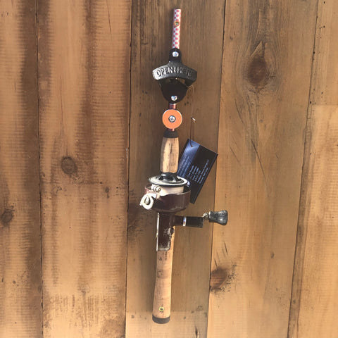 Fishing Pole Bottle Opener #B077