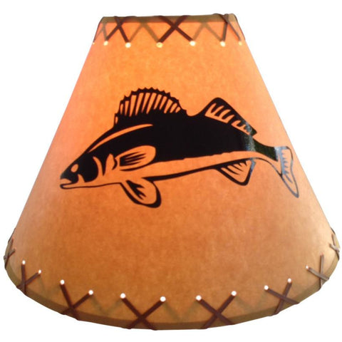 Walleye Lamp Shade