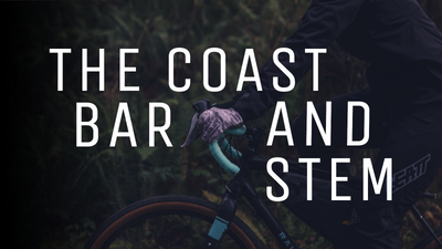 It's Gravel Time: The Coast Drop Bar and Stem