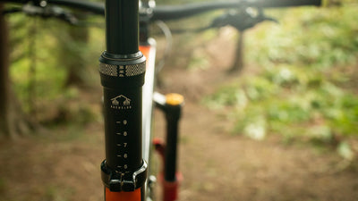 Freehub Magazine Review: Bachelor Dropper Post and Loam Lever