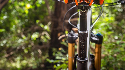 TYRES AND SOLES REVIEW: Rainier IR Dropper Post