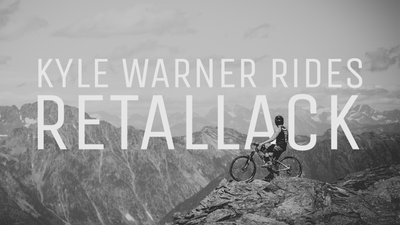 PNW Components Visits Retallack Lodge with Kyle Warner