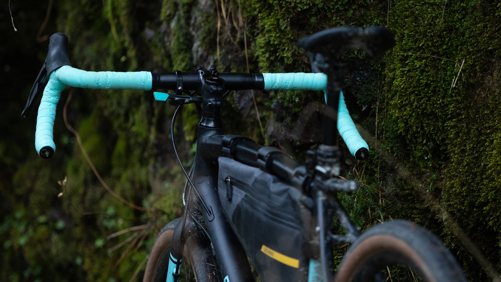 The PNW Components Adventure Loam Lever is perfect for use with drop bar bikes.