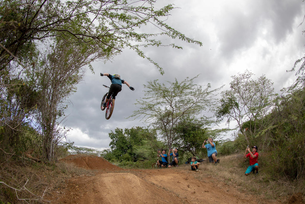 Jeff Kendall-Weed joins Cabo Rojo Bike and Hike Trails Association in Puerto Rico for Local Loam Episode 3