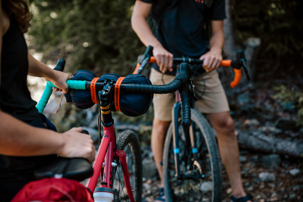 The PNW Components Coast Handlebar is wide for stability and comfort, and adds extra space for attaching bags and accessories.