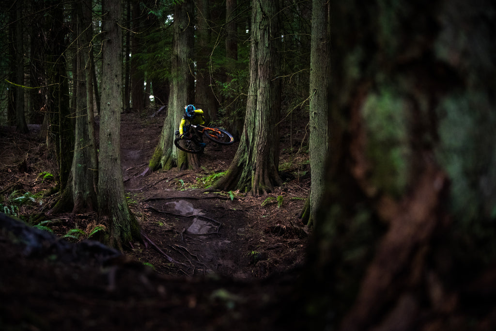 PNW Squad Member Cody Kelley Rides Chuckanut in Bellingham Washington