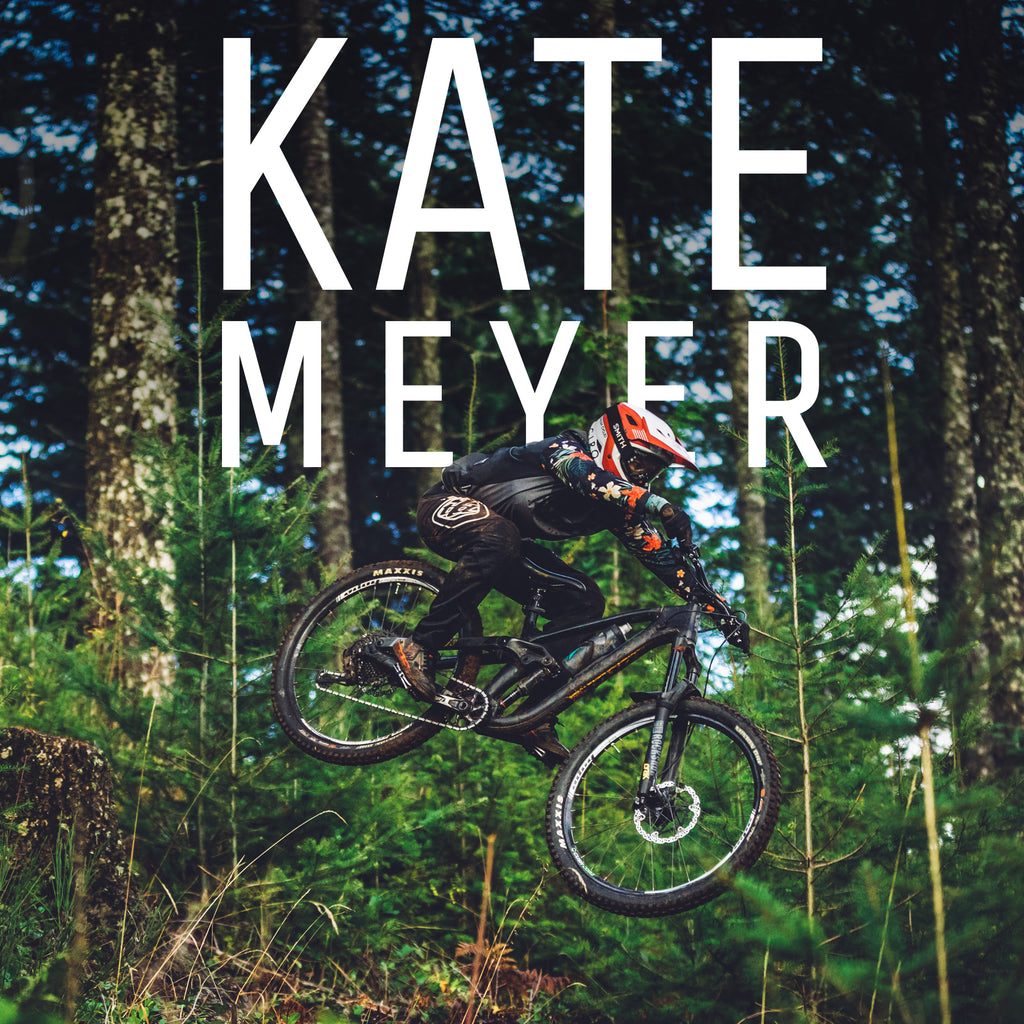 Kate Meyer Pro Mountain Biker