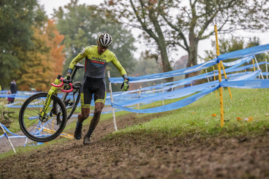 Kerry Werner joins the PNW Components Squad as a Cyclocross racer