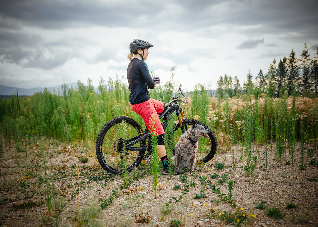 PNW Components Celebrates International Trail Dog Day