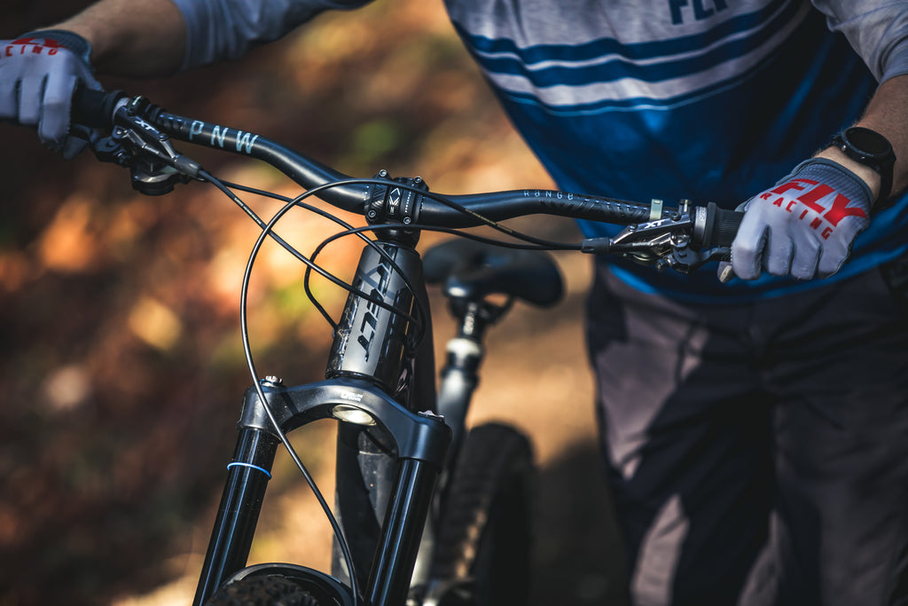 Kyle Warner talks about his signature PNW Components Range Handlebar