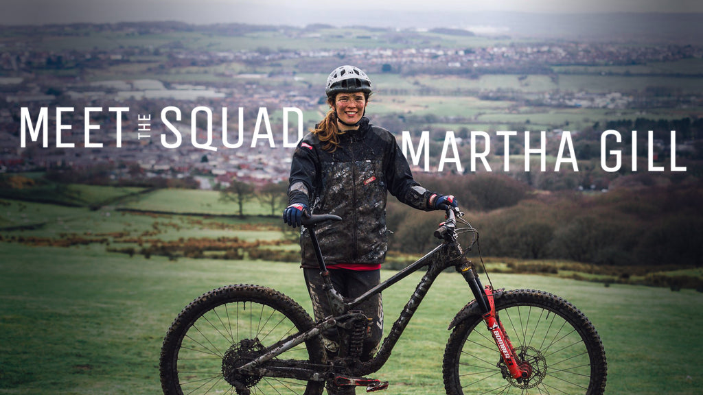 Get to know PNW Squad member, Martha Gill