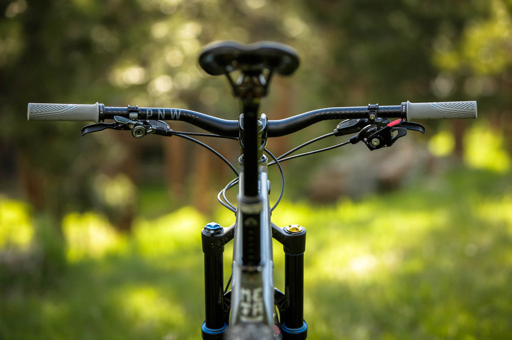 MTB Mag Reviews the PNW Components Cockpit