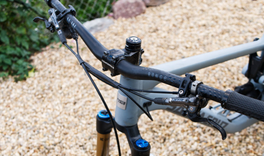 PNW Components Range Handlebar KW Edition Reviewed by Emerald MTB