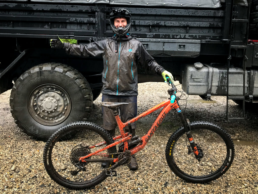 PNW Components Wet Weather Gear Guide: How to Dress for Rides in the Rain
