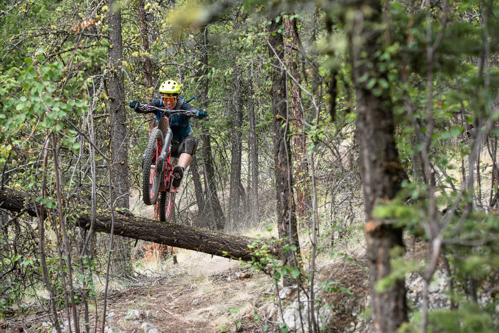 PNW Squad member Jeff Kendall-Weed visits Kamloops in Local Loam Episode 4