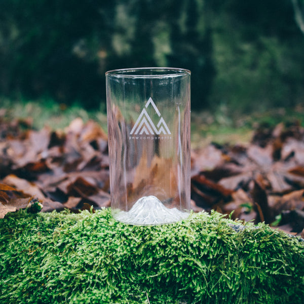 NORTH DRINKWARE X PNW COMPONENTS PINT GLASS