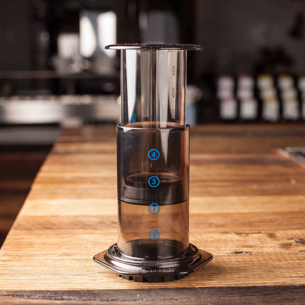 Brewing Guides - Aeropress