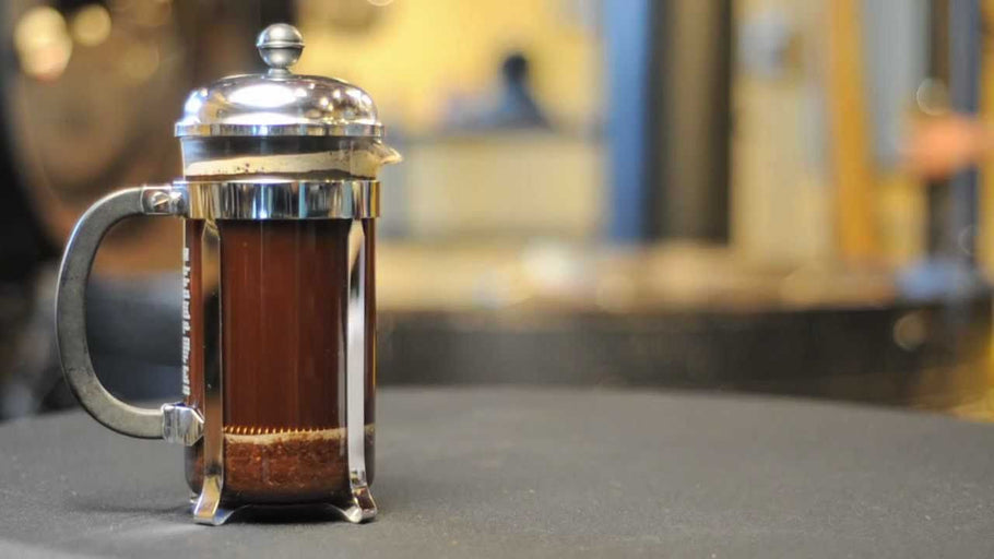 Brewing Guides - The French Press