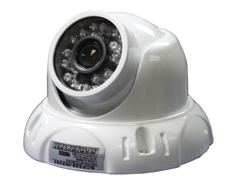 528 - HDCVI Dome Camera 1.3 megapixel - 960P