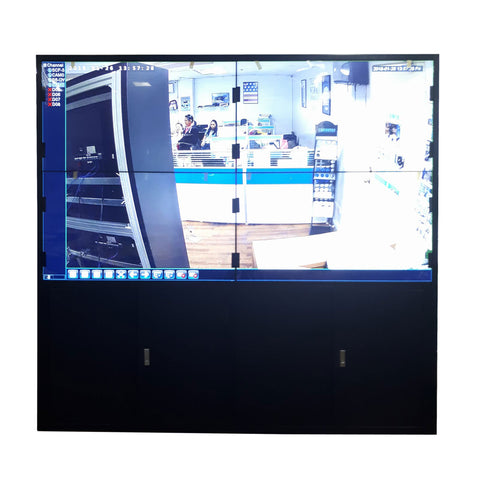Video Wall 4Panel