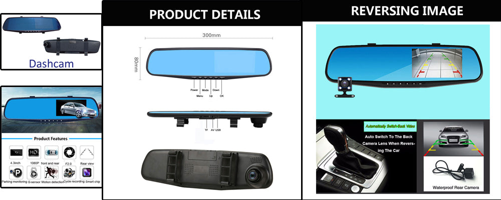 Protect your self with Dash Camera