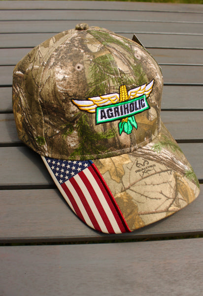 Realtree Xtra Logo Hat
