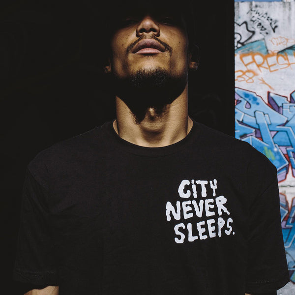 City Never Sleeps Shirt